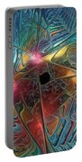 Into The Galaxy Portable Battery Charger