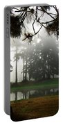 Into The Mist Portable Battery Charger