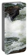 Into The Rapids Portable Battery Charger