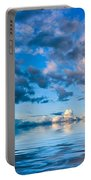 Into The Wild Blue Yonder Portable Battery Charger
