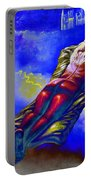 Intoxicated By The Sexual Mystery Of Books Portable Battery Charger