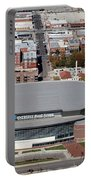 Intrust Bank Arena And Old Town Wichita Portable Battery Charger