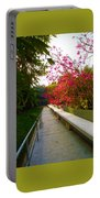 Inviting Garden Alley Portable Battery Charger