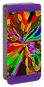 Iphone Cases Colorful Flowers Abstract Roses Gardenias Tiger Lily Florals Carole Spandau Cbs Art 180 Portable Battery Charger
