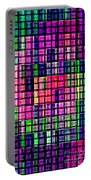Iphone Cases Colorful Intricate Geometric Covers Cell And Mobile Phone Art Carole Spandau Cbs 169  Portable Battery Charger