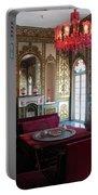 Iran Golestan Palace Interior  Portable Battery Charger