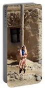 Iran Kandovan Resident  Portable Battery Charger