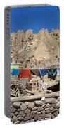 Iran Kandovan Stone Village Laundry Portable Battery Charger