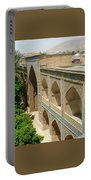 Iran Shiraz Mosque And School Portable Battery Charger