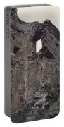 Ireland Minard Castle Ruins By Jrr Portable Battery Charger