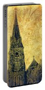 Ireland St. Brendan's Cathedral Spire Portable Battery Charger