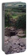 Ireland Time Traveler's Portal Portable Battery Charger