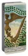 Irelands Historical Emblems Portable Battery Charger