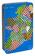Irish County Gaa Flags Portable Battery Charger