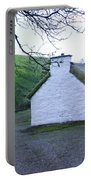 Irish Thatched Roof Cottage Portable Battery Charger