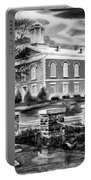 Iron County Courthouse IIi - Bw Portable Battery Charger
