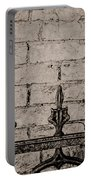 Iron Fence - New Orleans Portable Battery Charger