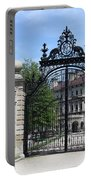 Iron Gate - The Breakers - Rhode Island Portable Battery Charger