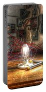 Is This Right Mr. Edison? Portable Battery Charger