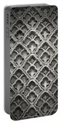 Islamic Art Stone Texture Portable Battery Charger