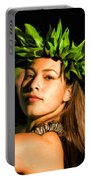 Island Girl 2 Portable Battery Charger