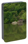 Island House On New River - West Virginia Portable Battery Charger