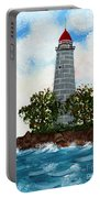 Island Lighthouse Portable Battery Charger