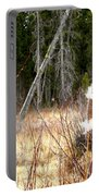 Island Park Cattails Portable Battery Charger