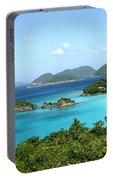 Island Shore Trunk Bay Portable Battery Charger