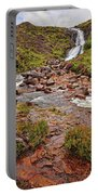 Isle Of Skye Waterfall Portable Battery Charger