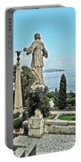 Isola Bella And Lake Maggiore Portable Battery Charger