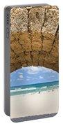 Israel Caesarea Aqueduct  Portable Battery Charger