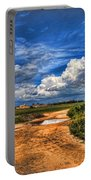 Israel End Of  Spring Season  Portable Battery Charger