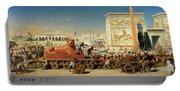 Israel In Egypt, 1867 Portable Battery Charger