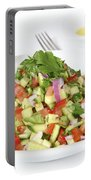 Israeli Salad  Portable Battery Charger
