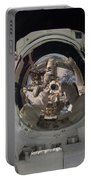 Iss Expedition 32 Spacewalk Portable Battery Charger by Nasa Jsc