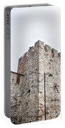 Istanbul City Wall 01 Portable Battery Charger
