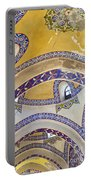 Istanbul Grand Bazaar Interior Portable Battery Charger
