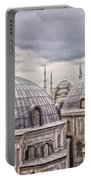 Istanbul Landmarks  Portable Battery Charger