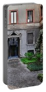 Italian Courtyard Portable Battery Charger