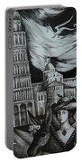 Italian Fantasies. Pisa Portable Battery Charger