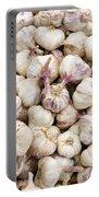 Italian Garlic Bulbs Portable Battery Charger