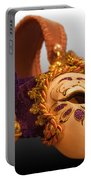Italian Masquerade Portable Battery Charger