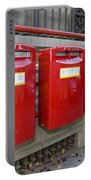 Italian Post Office Boxes Portable Battery Charger