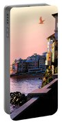 Italian Riviera Portable Battery Charger