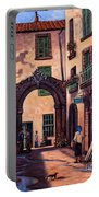 Italian Street Portable Battery Charger