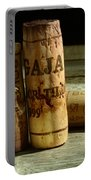 Italian Wine Corks Portable Battery Charger