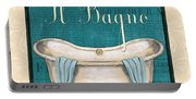 Italianate Bath Portable Battery Charger