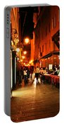 Bologna Italy Night  Scene Portable Battery Charger