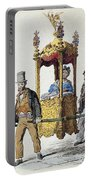 Italy Sedan Chair Portable Battery Charger